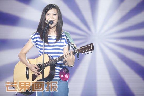 西安快女吴含:爱唱歌的咖啡店老板