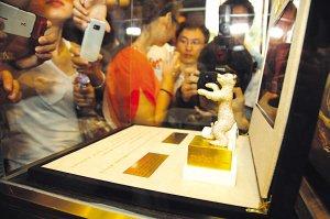 柏林电影节钻石熊来沪 作为60周年贺礼全球巡展