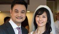 孙燕姿与新婚丈夫
