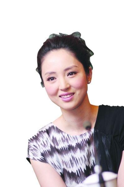 董璇盼和恋人高云翔合作 自曝婚后淡出娱乐圈