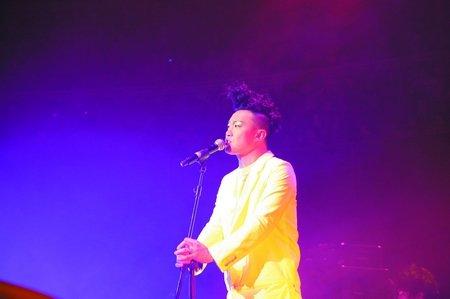 陈奕迅广州将开演唱会 下周彩排有望首唱新歌