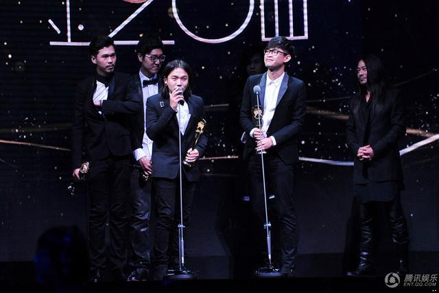 第25届金曲奖_第25届台湾金曲奖颁奖礼 最佳乐团奖麋先生