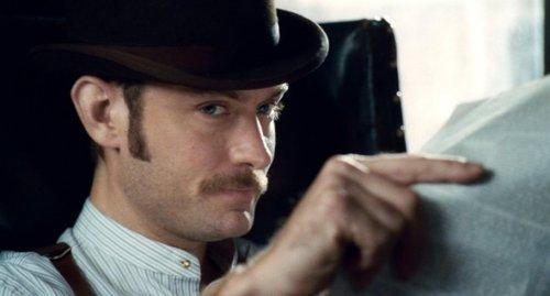 裘德·洛透露《大侦探福尔摩斯2》将在十月开机