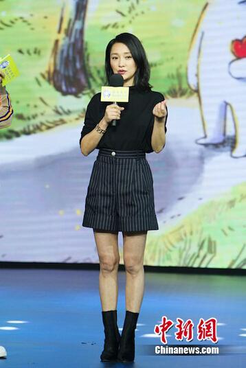 周迅转型幕后拒与赵薇对比:她做得非常好