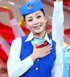 殷桃扮演空姐