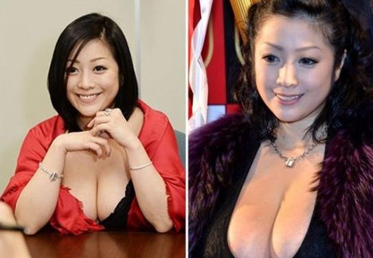 日本J奶AV女王不惧咸湿肉搏:无法抑制欲望