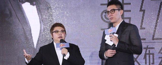 """韩红召开巡演新闻发布会,""""中国好舌头""""华少助阵并担当主持人。"""