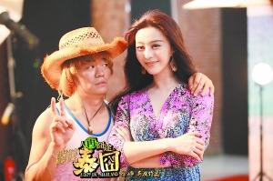 王宝强谈《泰囧》:范冰冰真的是我偶像