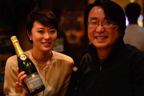 Vincent Wang是老朋友啦,他是蔡明亮导演的制片人,这次承蒙他的邀请我们才能第一时间在这边看到如此美好的片子。