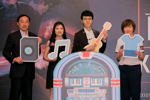 方大同网上直播演唱会 DCFE首场8月5日免费直播