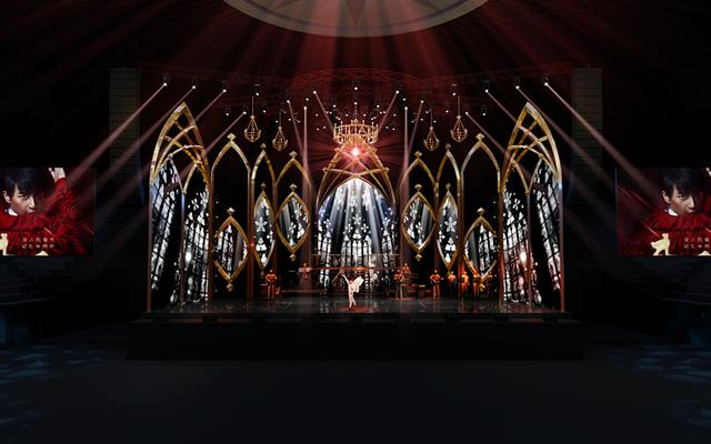 陈志朋北京演唱会倒计时冲刺彩排 打造奢华音乐殿堂