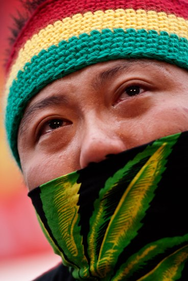 常州穿越爱音乐节向迷笛致敬 中国摇滚继续穿行