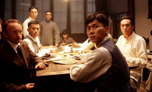 《建党伟业》将映 李晨刘烨同场拼演技成看点