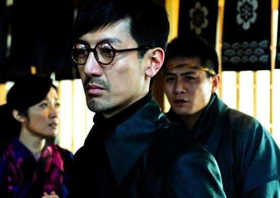 《火线三兄弟》二轮收官 张鲁一与影帝飙戏过瘾