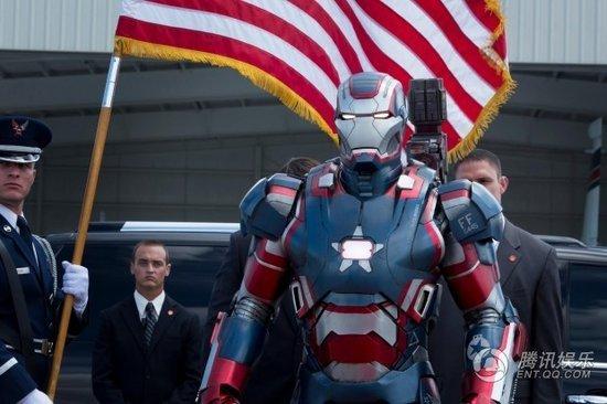 钢铁侠3 发布首款预告 最新款钢铁战衣曝光 高清图片