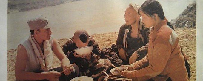 王学圻觉得人生最精彩的阶段就是拍《黄土地》那会儿。