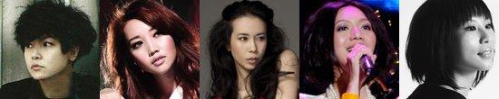 第22届台湾金曲奖提名名单公布 周杰伦王力宏PK