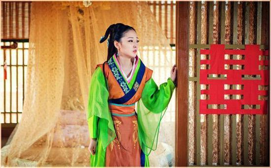 王洁曦新戏惹期待 《兰陵王妃》上演虐心恋