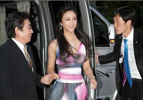 汤唯《晚秋》摘韩国百想影后 华人演员首获此奖