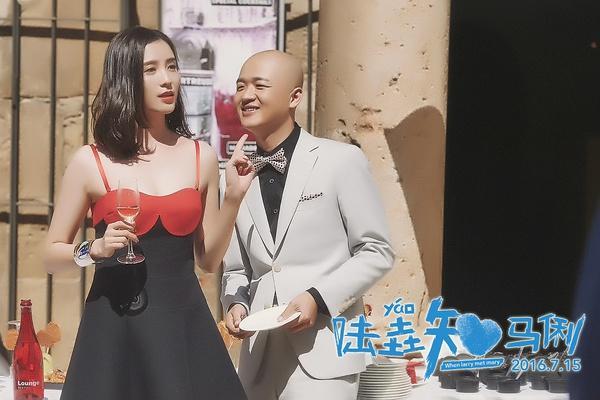 专访《陆��知马俐》宋佳:曾在片场跟文章叫板