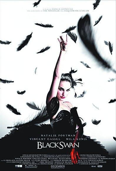 外媒赏片:《黑天鹅》--娜塔莉华丽转身