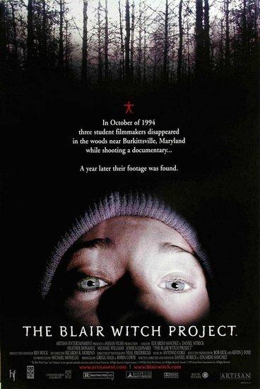《女巫布莱尔》   看点:影片讲述三位学生深入丛林探索布莱...