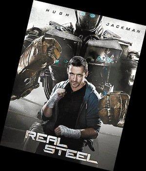 《铁甲钢拳》超长片花曝光 特效酷似《变形金刚》