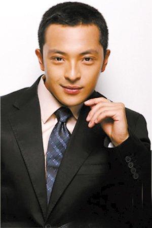 第25届中国电视金鹰节男演员候选人富大龙