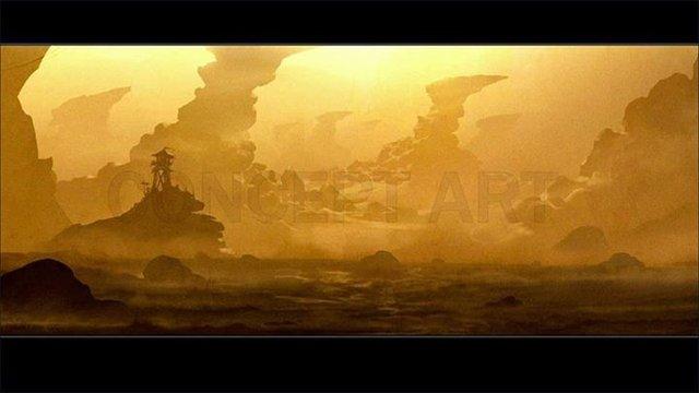 魔兽世界 电影版曝概念图 暴雪高管倾力加盟