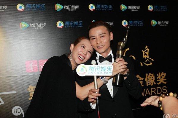 张晋摘得最佳男配