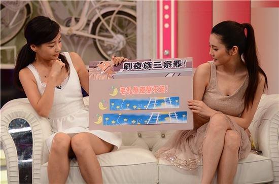 央视最美女主播刘语熙做客《美丽俏佳人》