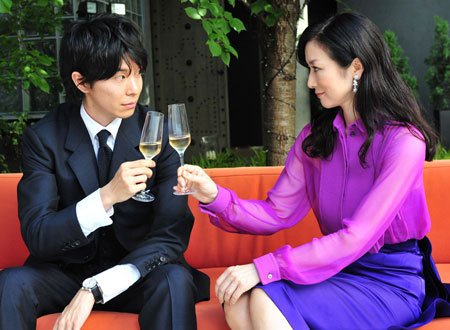 日本:《不公平2》二连冠《桃花期》冲刷十强榜