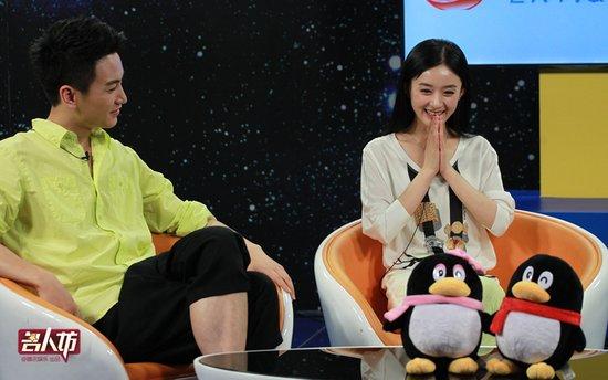 《名人坊》五月甜蜜特辑:陈晓杨幂争相示爱
