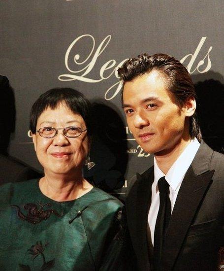 冯德伦支持电影慈善 期待与许鞍华再合作