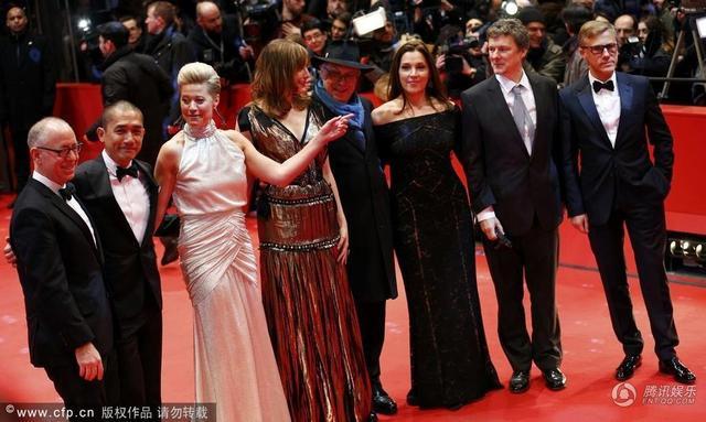 64届柏林电影节开幕 中国来撑腰今年变土豪