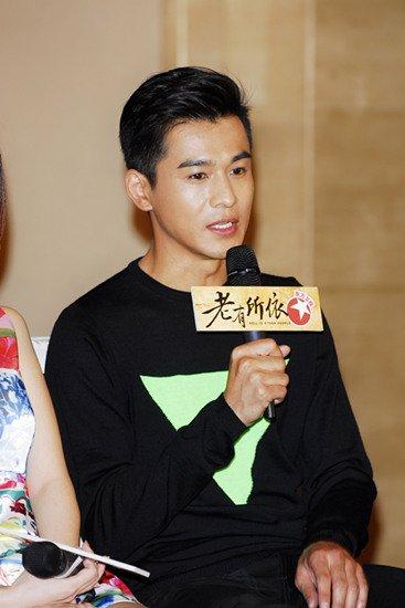 乔振宇发布会承认已有女友 宣布婚期将至(图)