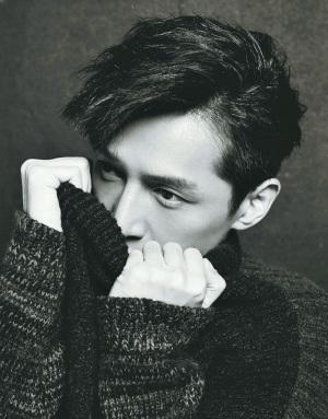 """胡歌:语言天赋更胜""""梅长苏""""的机智boy"""
