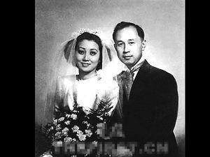 蒋英北京逝世 与钱学森青梅竹马白头偕老(图)