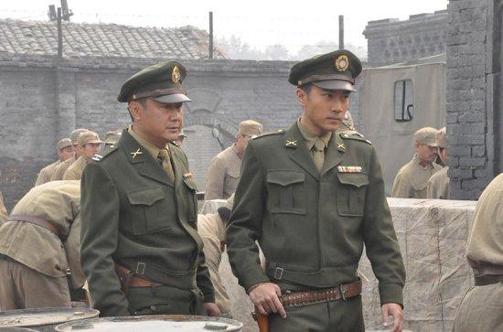 《战火西北狼》将杀青 刘恺威演绎军旅版莫绍谦