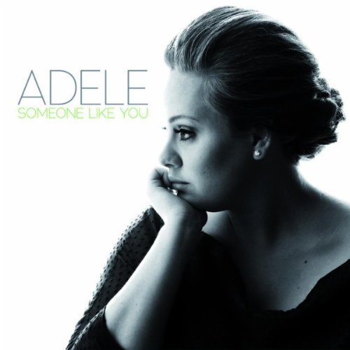 adele someone like you 登顶itunes下载排行