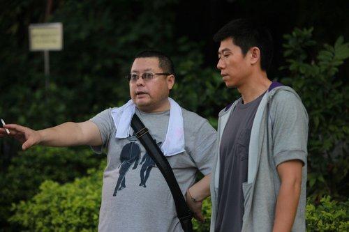 """《西风烈》香港战枪火 高群书炮制""""悍匪""""夏雨"""
