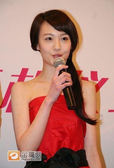 第25届中国电视金鹰节女演员候选人郑爽