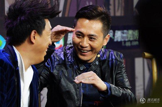 黄渤刘烨首映礼抢定娃娃亲 张涵予没娃也掺和