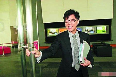 陈志云涉嫌贪腐官复原职 将继续做《志云饭局》