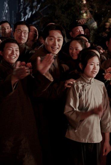 《开天辟地》黄海冰:作品要对得起革命先烈