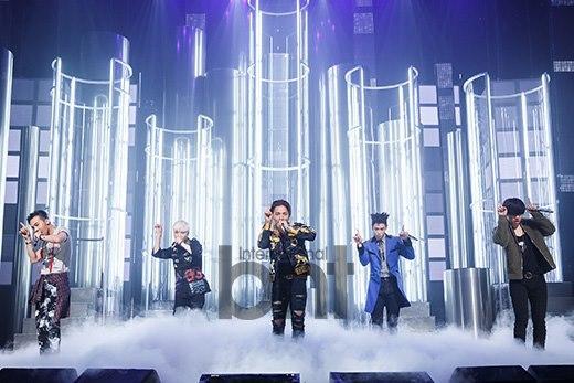 BigBang将发演唱会纪念专辑 韩日明年同步发售