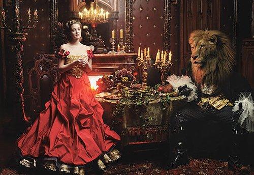 真人版《美女与野兽》