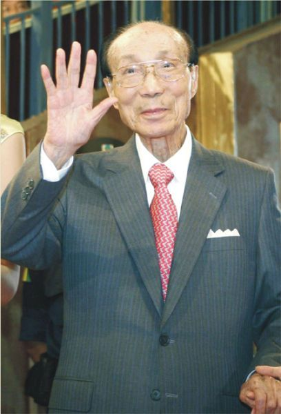 邵逸夫是全球最长寿的上市公司CEO