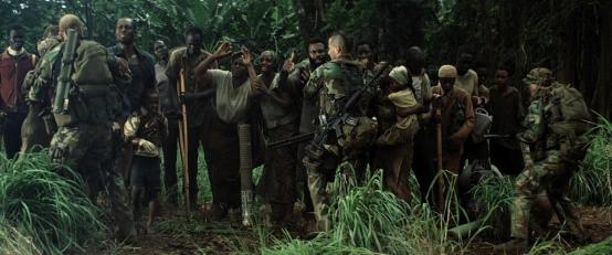 拍《战狼2》剧组遭掠夺,非洲真的那么乱吗?