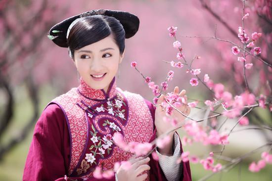 《宫锁连城》热播 麦迪娜杨蓉上演一主二仆